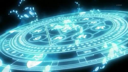I wonder what alchemists could transmute using this circle. :P