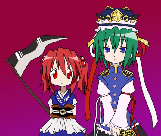 No matter what Owen says, Touhou makes everything funnier~