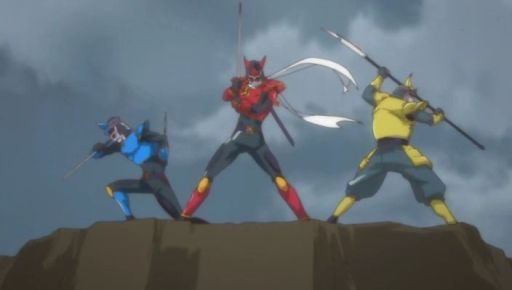 Best Sentai this season. :3