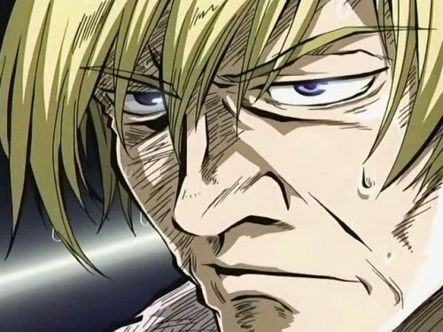 If Tamaki quickly ages and starts sweating profusely because of SERIOUS BUSINESS, what happens to the rest of us?