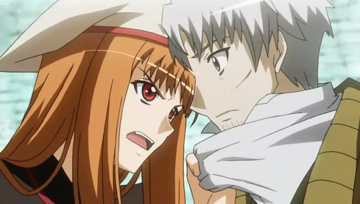 Spice and wolf Their-relationship