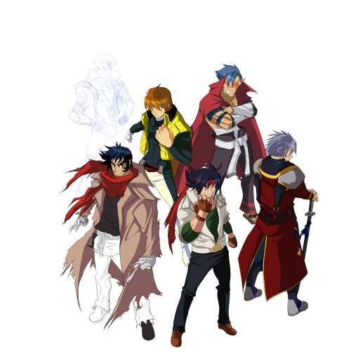 If you like these guys, you\'ll probably like SRW