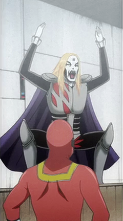 Makes me wonder what Krauser vs. Sunred would be like.