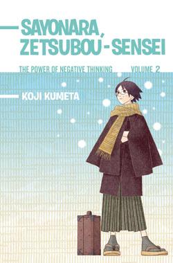 More Zetsubou-sensei?  Yorokobusu shita!