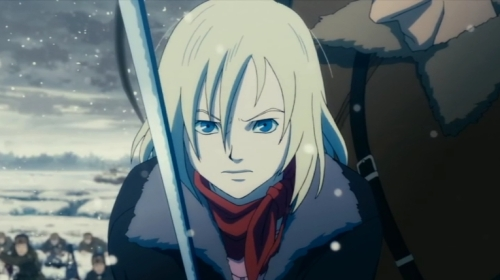 No Heroine of the People is complete without her samurai sword
