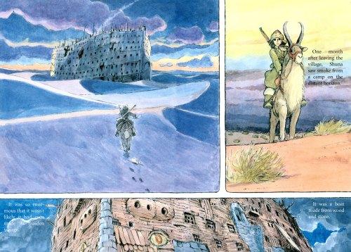 ...or into Goro Miyazaki's <em>Wizard of Earthsea</em>
