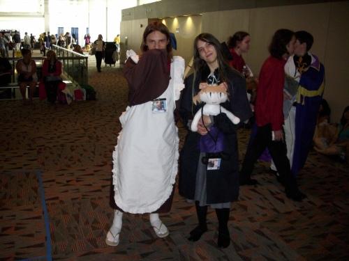 Kohaku, Len and Neko Arc plushie